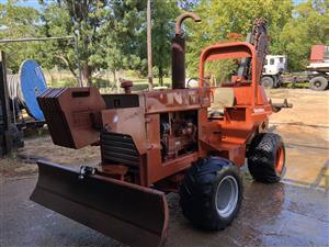 DitchWitch 6510 4X4 Trenching machine