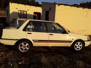 1988 Toyota Corolla 1.6 Sprinter