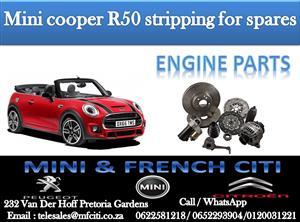 BIG PROMOTION ON MINI R50 ENGINE PARTS