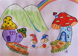 Artwork for Sale - Psychedelics & Kids