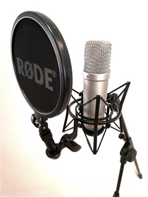 Rode NT1A Condensor microphone