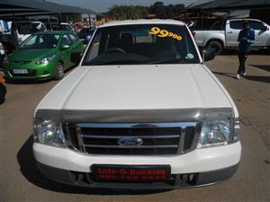 2007 Ford Ranger 2500TD double cab Montana
