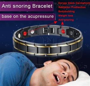 Anti-snoring Magnetic Therapy Men's Health Magnetic Therapy Bracelet Magnetic