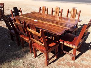 Sleeper Dining room table and chairs