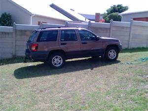 2005 Jeep Cherokee 2.8CRD Limited