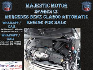 Mercedes benz c class 200 engine for sale