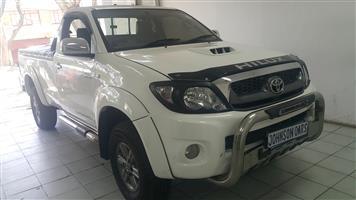2011 Toyota Hilux 3.0D 4D Raider Legend 40