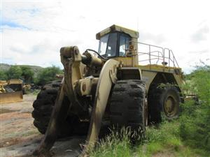 Caterpillar 990 Front End Loader - ON AUCTION