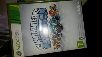 xbox game skylanders with accesories