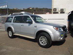 2013 Ford Everest 3.0TDCi 4x4 LTD