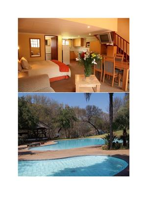 Easter full week at Mount Amanzi for 5