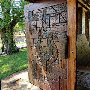 Pivot Doors: Custom Made