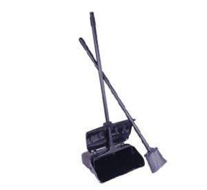 LOBBY BROOM & DUST PAN WITH COVER