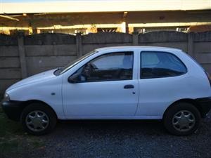 2002 Fiat Palio 1.2 5 door Active