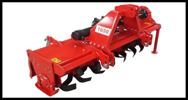 New rotary tillers (rotovators)