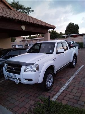 2008 Ford Ranger double cabRanger double cab