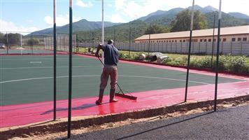 Tennis Courts  North west