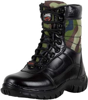 AM03 Nylon Army Boots