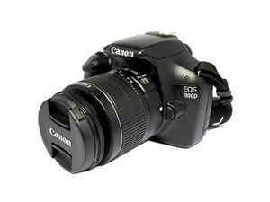 Canon EOS 1100D Lens Bundle