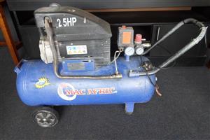 50l  Mac Afric Compressor