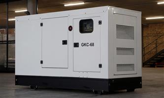 Cummins 62KVA 3 Phase Diesel Generator