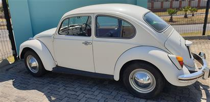 Vw Beetle 1968 1500 cc