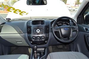 2015 Ford Ranger double cab RANGER 3.2TDCi 3.2 WILDTRAK 4X4 A/T P/U D/C