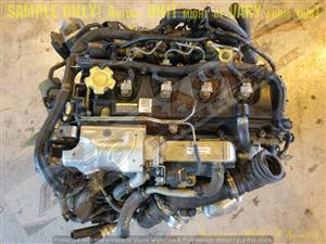 NISSAN NV350 -YD25 2.5 TURBO DIESEL EFI COMMON RAIL Engine