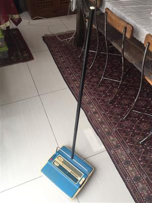Bissell Sweepmaster Manual Carpet & Floor Sweeper - cleaning made simple and easy!
