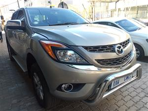 2015 Mazda BT-50 3.0CRD double cab 4x4 SLE