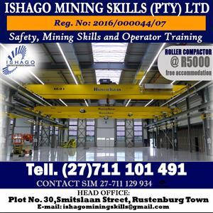Overhead crane course in rustenburg/mahikeng  whatsap/call +27815568232