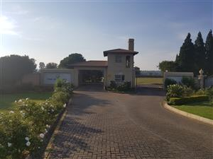 Secure property on the Vaal rivier 79 Edge of the Vaal