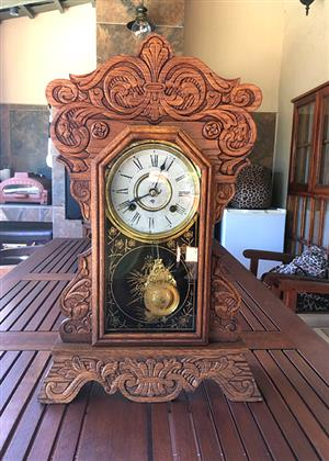 NEW HAVEN MANTEL OR WALL CLOCK