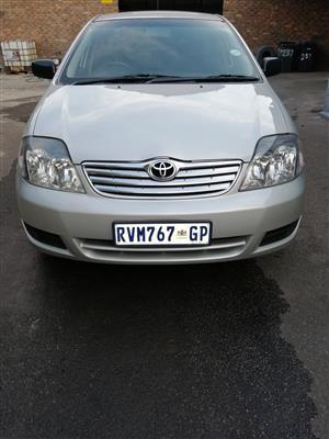 2004 Toyota Corolla 1.6 Advanced