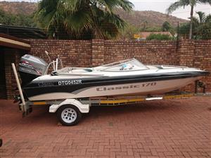 Boat Classic 170