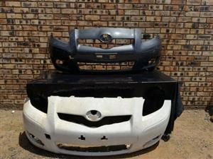 Toyota Yaris Hatch Facelift Front Bumper