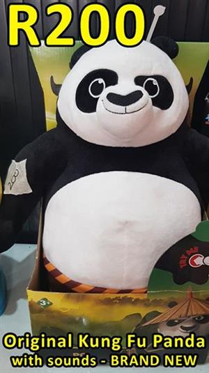 Original kung fu panda for sale