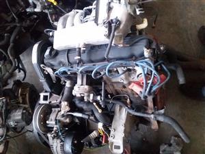 Micro bus 2.3 AAR complete engine
