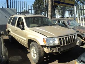 2006 JEEP CHEROKEE STRIPPING FOR SPARES