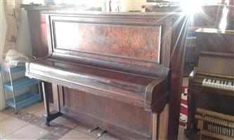 Neumeyer Piano Cabinet