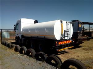 water truck browser new 16000L tank