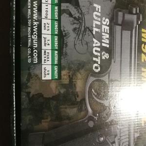 M92 model kwc BB gun