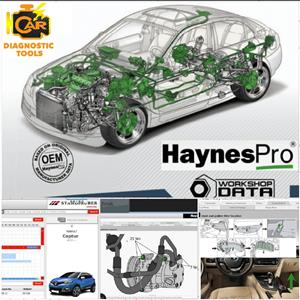 HAYNES PRO 2016 WORKSHOP DATA MANUAL (IN STOCK + FREE STAKis 2015 Parts List Manual