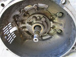 Gearbox for Mercedes Benz 300D Automatic 1981 W123, in working condition