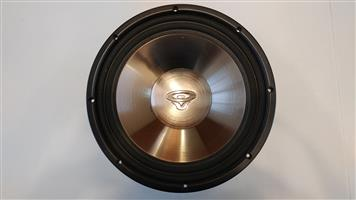 CERWIN-VEGA  HED DVD 12 inch 1000w sub woofer