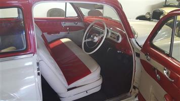 Chevrolet 2 Door Sedan 1954