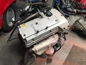 Mercedes-Benz m111 2.3 engine (w210 E230/ w202 C230)