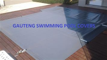 Our PVC Pool covers SAVES water!