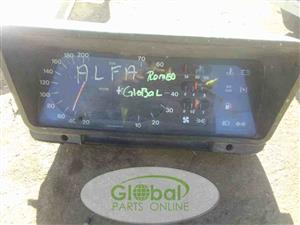 ALFA ROMEO CLUSTER – USED (GLOBAL)