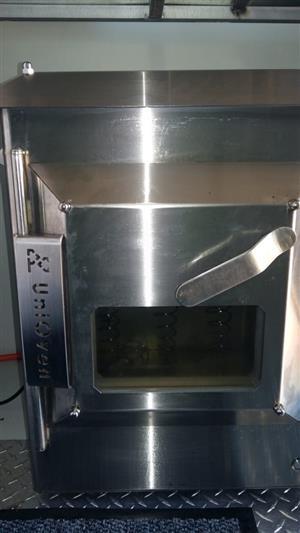 Oven & Warmer - Pizza Cone       R 17000